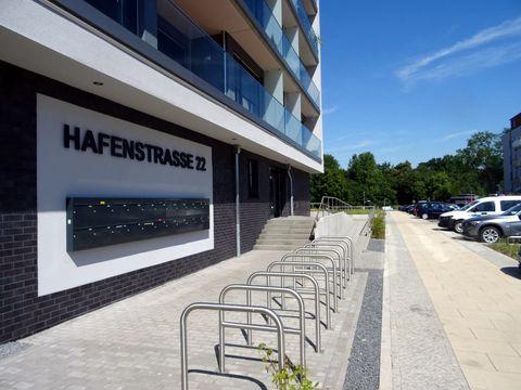 Hafenstrasse 22 Stadthaus Monitor
