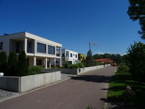 Neubau Stadtvillen